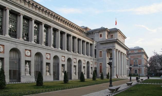 Bezárták a legnagyobb múzeumokat Madridban