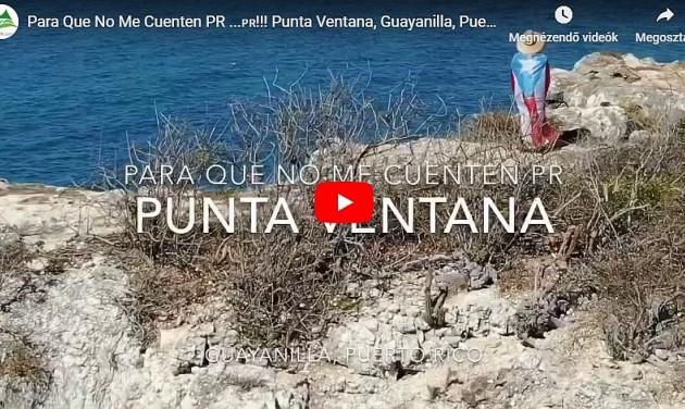 Nincs többé Punta Ventana! – videó