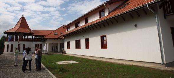 Erzsébet-tábort avattak Székelyföldön