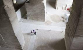 Átadták a Fertőrákosi Kőfejtőt és Barlangszínházat