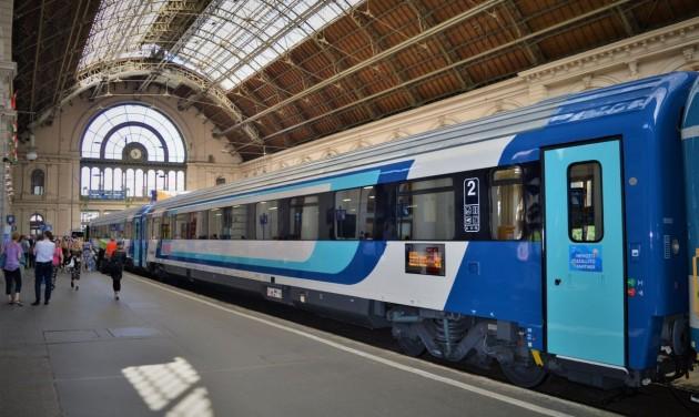 Szombaton indul nyári vonatmenetrend