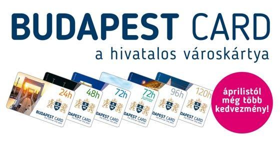 Még több kedvezményt kínál az új Budapest Card