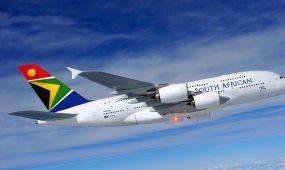 A South African Airways repített a World Routes Durbanre