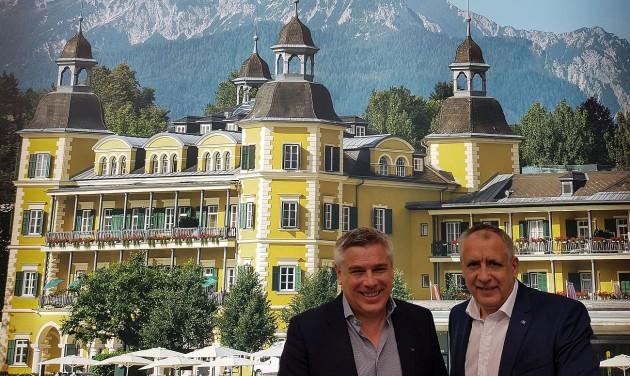 Tiroli panzióból regionális hotellánc