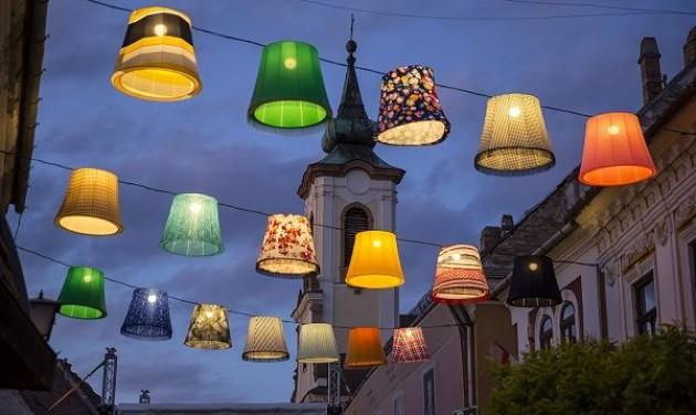 Szentendrei Jazz- és Boresték több helyszínen
