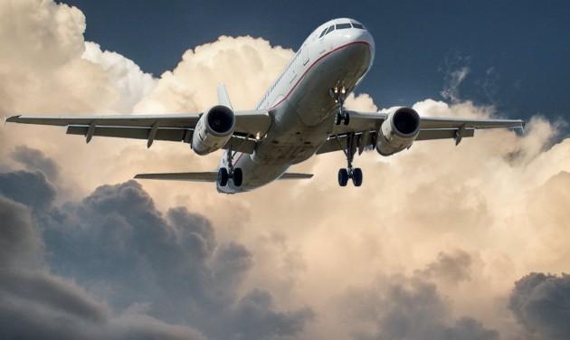 Környezetvédelmi illeték a repülőjegyek után Franciaországban
