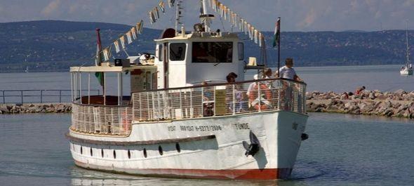 Idén is népszerű a Balatoni Hajózás
