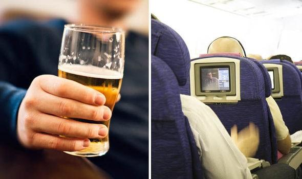 Egyre nagyobb gondot jelentenek a részeg utasok
