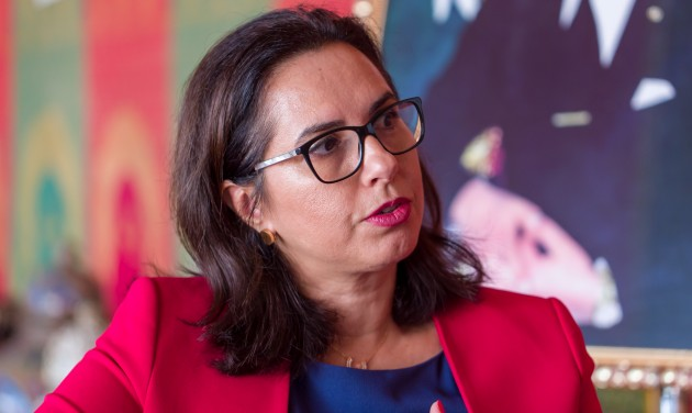 Turizmus.com rádió: Karima Kabbaj nagykövet - Marokkói Kulturális Hét