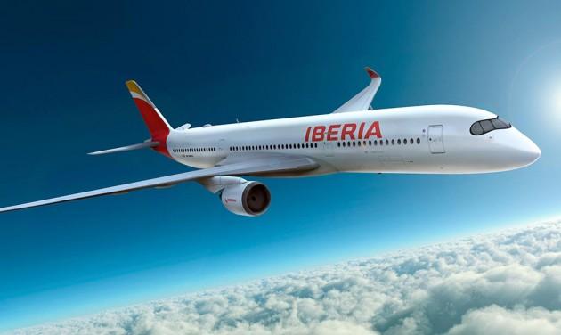 Télen hetente hatszor repül az Iberia Madrid és Budapest között