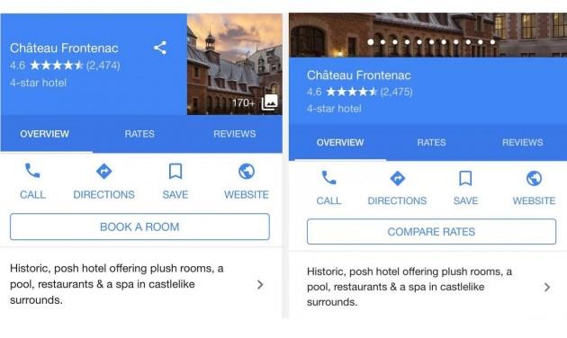 Újabb Call to Action-gombokat tesztel a Google