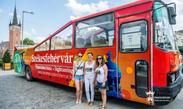 Új turisztikai attrakció Székesfehérvárott