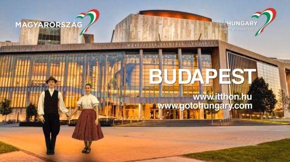 Folklór videótánc a Tánc Világnapjához kapcsolódva, a Dunai Regattán