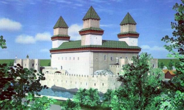Indul a diósgyőri vár rekonstrukciója