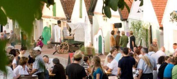 Bortavasz Alsó-Ausztriában 180 pincészettel