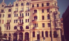 Megszépült a City Hotel Mátyás épülete