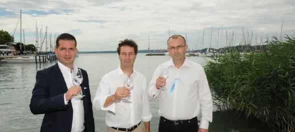 Ittak a Balaton vizéből – megfelel az ivóvíz-minősítésnek