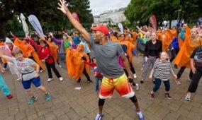 Két hétre sportpályává változik Bécs