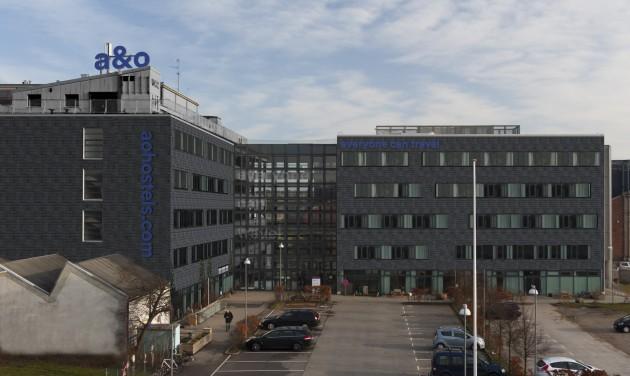 Újabb a&o hostel Koppenhágában