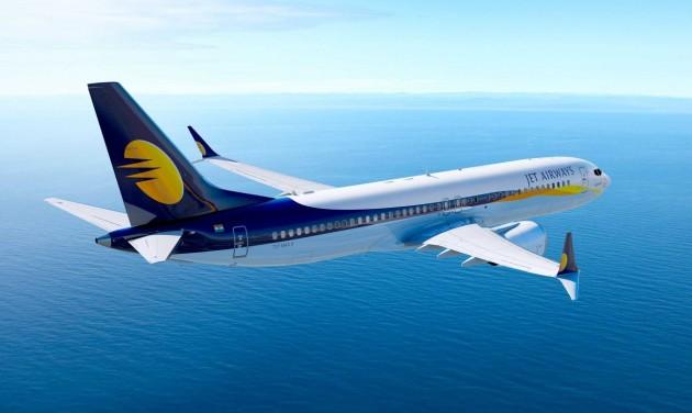 Bővül a Jet Airways flottája