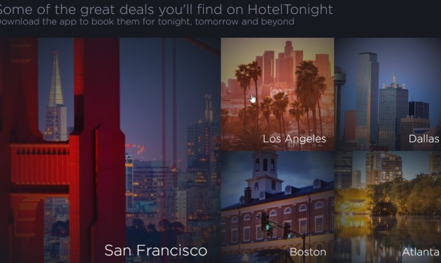 Felvásárolja a HotelTonight platformot az Airbnb