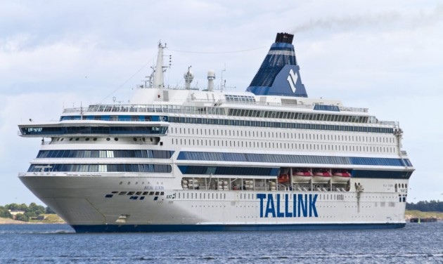 A Tallink is a Hahn Airnél