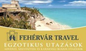 Téli programfüzet a Fehérvár Traveltől