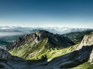Svájci kilátások, magyar csúcsok