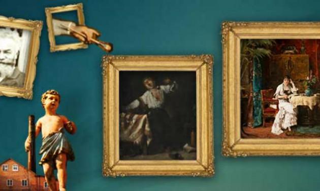 Decemberig látható a Munkácsy-kiállítás Pécsett