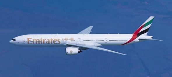 Boeing 777-esekkel repüli Budapestet decembertől az Emirates
