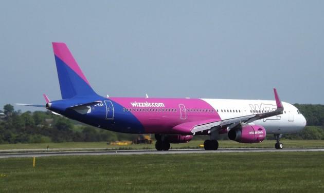 Bővíti budapesti hálózatát a Wizz Air