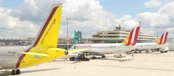 31 célállomás Düsseldorfból a Germanwings-nél