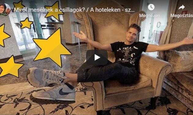 A tudatos hotelválasztást segítő kampányba kezd az MSZÉSZ – videó