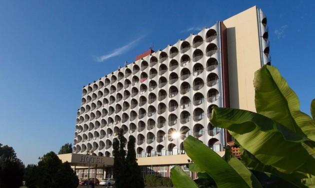 Bezárt a Hotel Ezüstpart