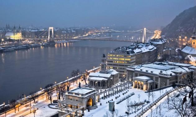 Helsinki, Budapest és Bukarest a karácsonyi utazások nyertese