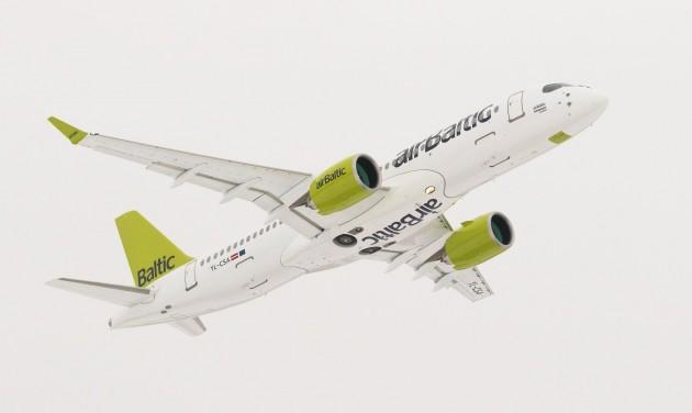 Az airBaltic a világ legpontosabb légitársasága