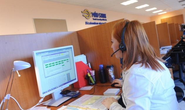 Több mint félmillió hívást kezelt tavaly a MÁVDIREKT