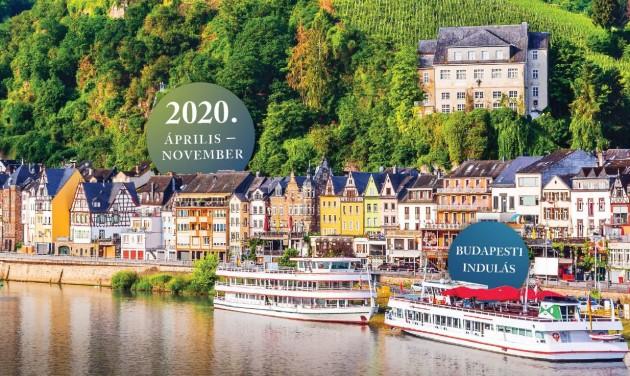Fehérvár Travel: 143-féle program 584 időpontban az új katalógusban