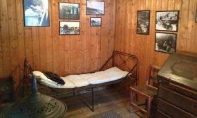 Edvard Munch háza ma az egyik leghíresebb turisztikai látnivaló Norvégiában