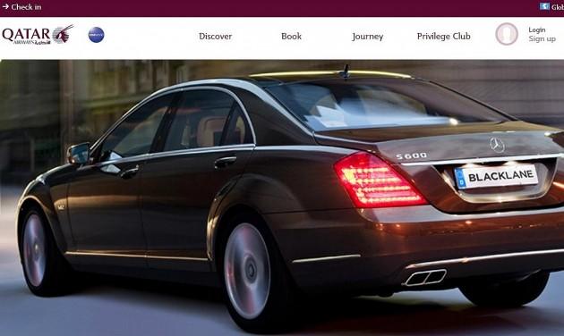 Elindult a Qatar sofőrszolgálata