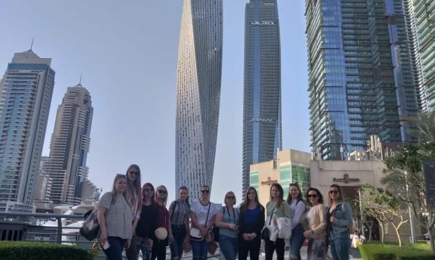 Dubaj-szakértők a középpontban: tengerpart & Atlantis