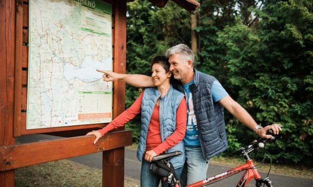 Az aktív turizmus terén erősít Gyenesdiás