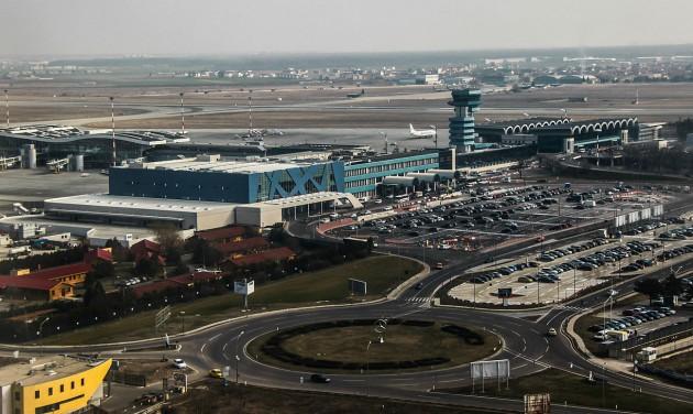 Nőtt a bukaresti reptér forgalma