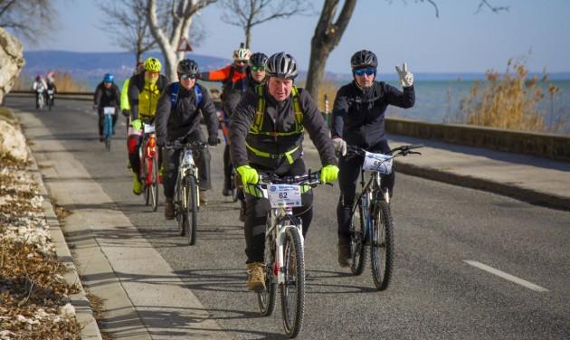 A Balaton 365 napos desztináció – a kerékpárosok szerint biztosan