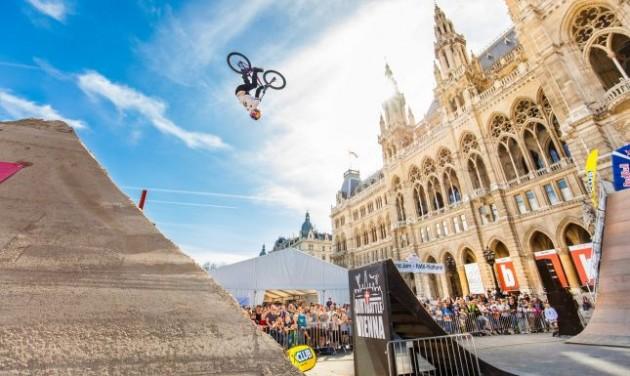 Biciklis felvonulás és fesztivál Bécsben