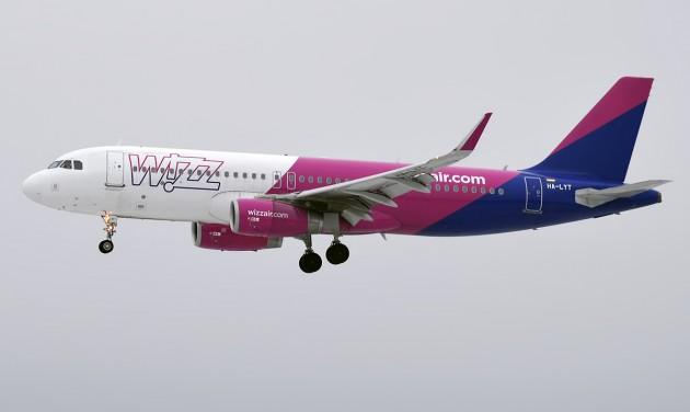 300 millióra bírságolta a kormányhivatal a Wizz Airt