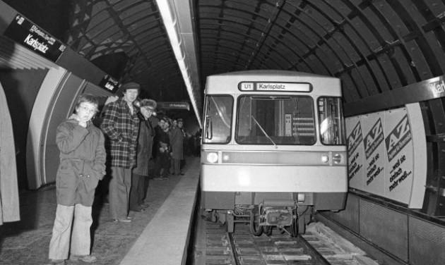 Metrónap Bécsben