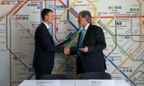 Együttműködési megállapodást írt alá a BKK és a NiT Hungary