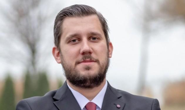 Top 10 fiatal szakember: Csándli Balázs