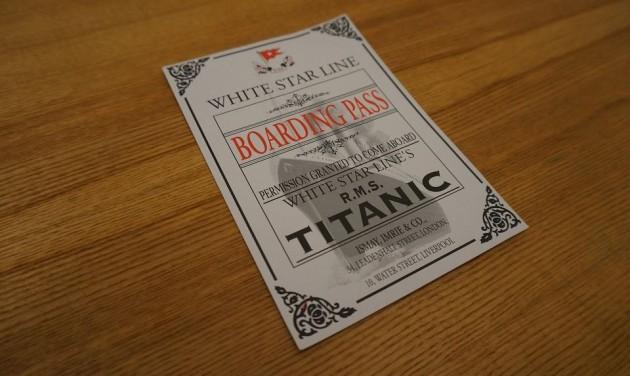 Nyáron indul a Titanic-túra
